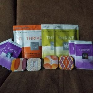 Le-vel Thrive Fall Happy  Pack